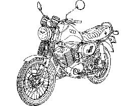 MZ ETZ motoralkatrészek
