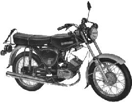 Simson S51 SR50